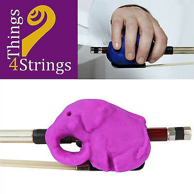 Things 4 Strings Cellophants Bow Accessory - Purple