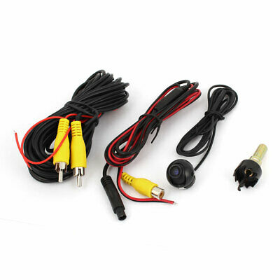360 Degree CCD HD NTSC/PAL Waterproof Rear View Backup Reversing Parking Camera