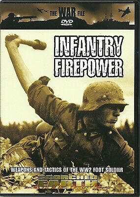 Infantry Firepower - Weapons & Tactics Of The Ww2 Foot Soldier Dvd