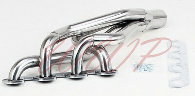 Performance Stainless Exhaust Headers Production Chassis Ford Pinto Mustang 2.3L