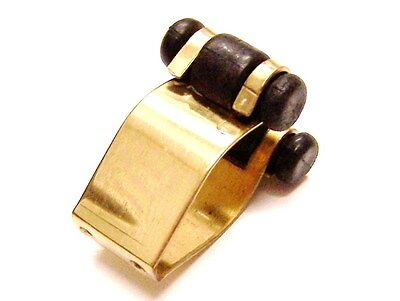 Pool Snooker Billiard Table Cue Rack Parts or Fishing rod Brass clips RRP $3.95