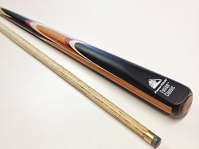POOL SNOOKER CUE POWERGLIDE Classic Maestro 2 Peice Pool Cue With 10mm Cue Tip