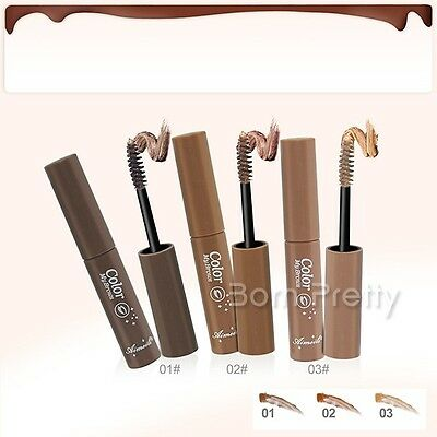 Technic Eyebrow Tinted Shaping Cream Brow Gel Makeup Cosmetic Sticks Waterproof