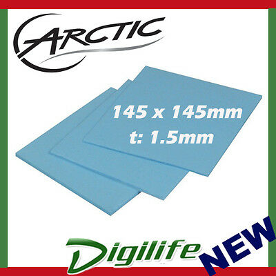 Arctic Thermal Cooling Pad 145x145mm thick 1.5mm