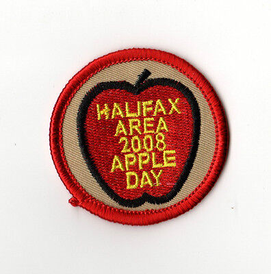 Halifax Area Apple Day 2008 Scouts Canada