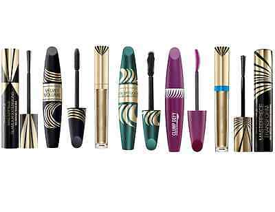 Max Factor Mascara Brand New & Sealed *****choose Type & Colour*****