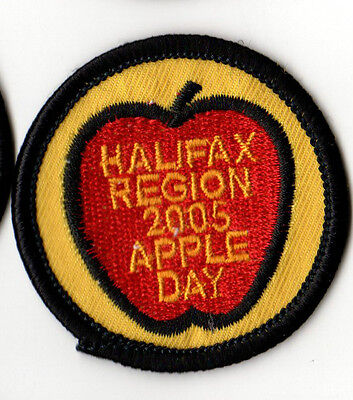 Halifax Area Apple Day  Scouts Canada 2005