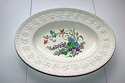 Beautiful Vintage 1935 Wellesley Wedgwood England  Platter