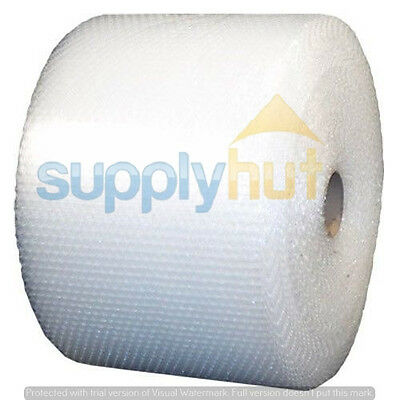 "3/16"" SH Small Bubble Cushioning Wrap Padding Roll 300'x 12"" Wide 300FT"