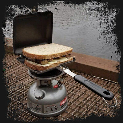 RIDGEMONKEY Sandwich Toaster - fishing camping toasted sandwich maker