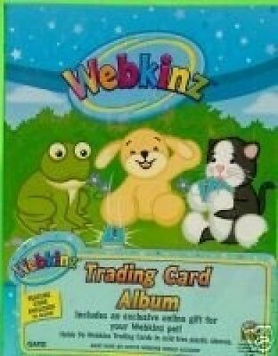 Webkinz Accessories Trading Card Album holds 96 trading cards. Shipping is Free