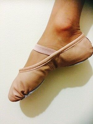 Clearance - Leather Ballet Shoes