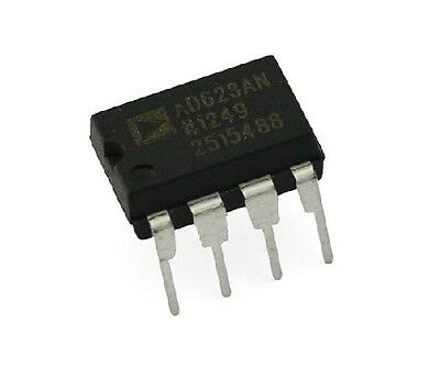 1PCS AD623ANZ AD623AN AD623 Instrumentation Amplifier NEW