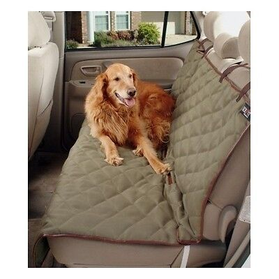 Pet Car Back Seat Cover Rear Bench Protector Dog Cat Auto Truck SUV Travel Mat