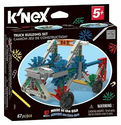 K'NEX Intro Truck Building Set Assortment. Delivery is Free