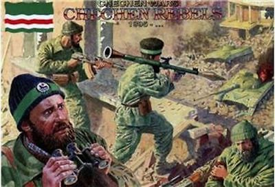 Orion 72002 Chechen rebels, 1995 1/72