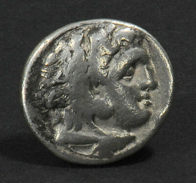 Aphrodite - Ancient Greek Silver Alexander Iii The Great Drachm (336 - 323 B.c.)