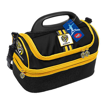 AFL Richmond Tigers Insulated Kids Back to School Lunch Box Cooler BAG Gift SALE