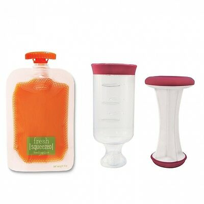 Infantino Fresh Squeezed Simple Squeeze Kit. Free Delivery