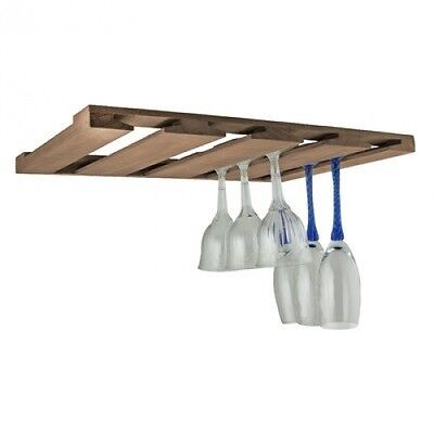 Overhead Wine Glass Rack. Shipping Included