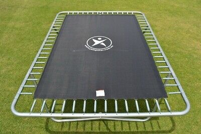 7x10FT Rectangle Trampoline Replacement Mat For 68 x180mm  Spring Size
