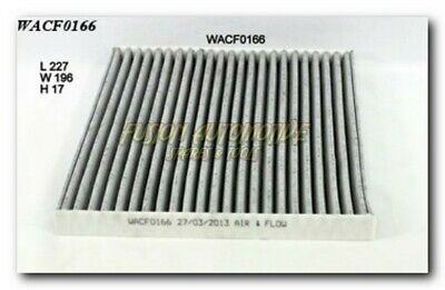 Wesfil Cabin Filter for Ssangyong Korando 2.0L XDi 2011-on WACF0166