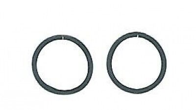 Perri's Safety Stirrup Bands, Black, One Size. Shipping is Free