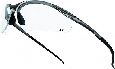 Bolle Contour Safety Glasses/Spectacles Clear Lens  CONTPSI