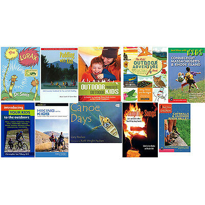 Mountaineers Books Outdoor W/Children - Ideal For Camping