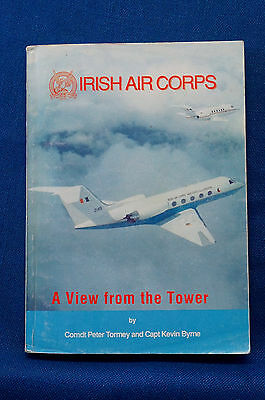 Irish Air Corps -  A View From The Tower by Peter Tormey & Kevin Byrne, Ireland