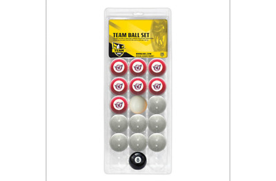NRL RUGBY LEAGUE FOOTBALL FOOTY MANLY SEA EAGLES POOL BALLS Full Set with Box
