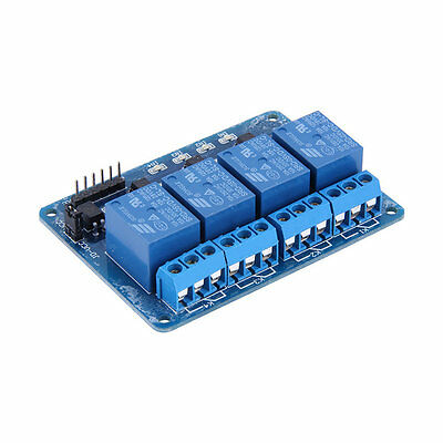 Relay Module DC 5V With Optocoupler For Arduino PIC ARM AVR DSP HD23L GT