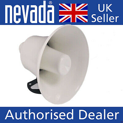 Eagle P-109 round PA horn for CB radio/marine/truck
