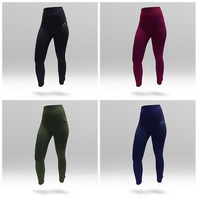 Gym Leggings Womens Compression Workout Pants Ladies Yoga Wear High Waisted