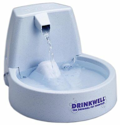 NIB Drinkwell Pet Water Fountain Cat or Dog Bowl NEW