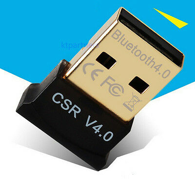 20M 3Mbps Mini USB Bluetooth V4.0 Dongle Dual Mode Wireless Adapter Device 2014