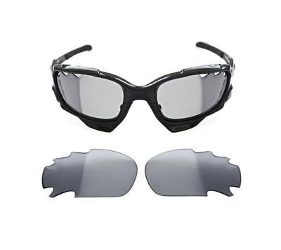 New Photochromic Replacemnt Lens For Oakley Jawbone Racing Jacket Sunglasses