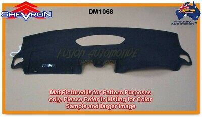 Black Dashmat for FORD Mondeo Mk4 MA-MB-MC Dash Mat DM1068