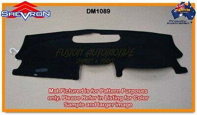 Black Dashmat for FORD Falcon FG 5/2008-10/2011 Dash Mat DM1089