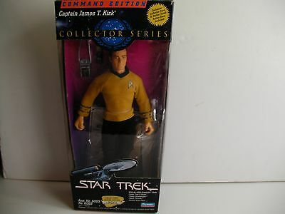 Star Trek Collector Series Capt.James T. Kirk Command Edition 1994 #002492