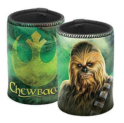 Star Wars Chewbacca Musical Stubby Can Cooler with Sound