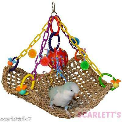 Flying Trapeze Large Bird Toy | Shreddable