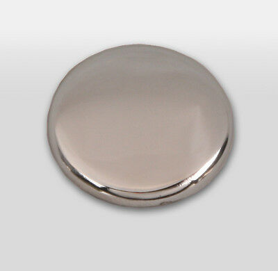 Pool Snooker Billiard Table Parts, Pool Table Buttons Chrome (price is each)