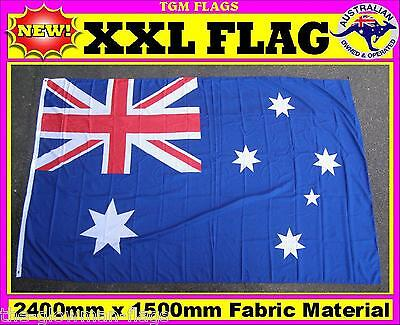 Australian flag BIG flag includes AUSTRALIA POST TRACKING