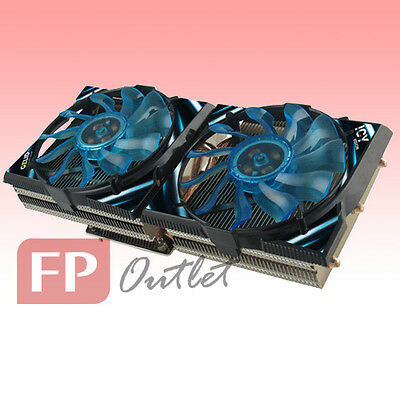 GELID Icy Vision Rev 2 VGA Video Graphic Card Cooler PC for ATI & nVIDIA Cards