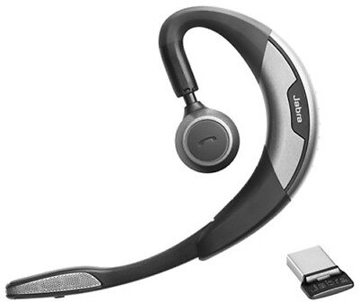 Jabra Motion UC MS Mono Bluetooth Headset W / Noise-Canceling / Noise Blackout