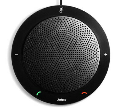 Jabra SPEAK 410 Microsoft USB Conferencing Speakerphone New