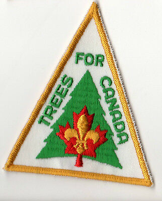 Scoutrees/Trees for Canada Scouts Canada 1978