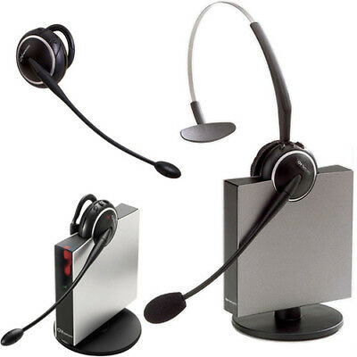 GN Netcom GN9125 Flex DECT 6.0 Wireless Headset System