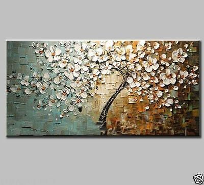 New MODERN ABSTRACT CANVAS ART WALL DECOR OIL PAINTING NO framed